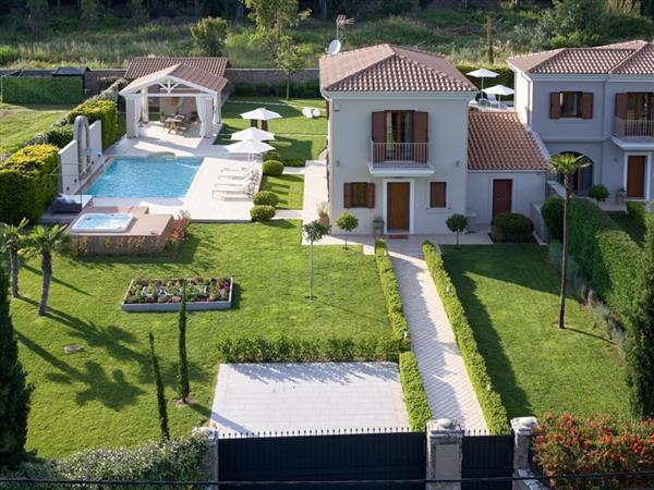 Villa Lanassa in Ionian Islands