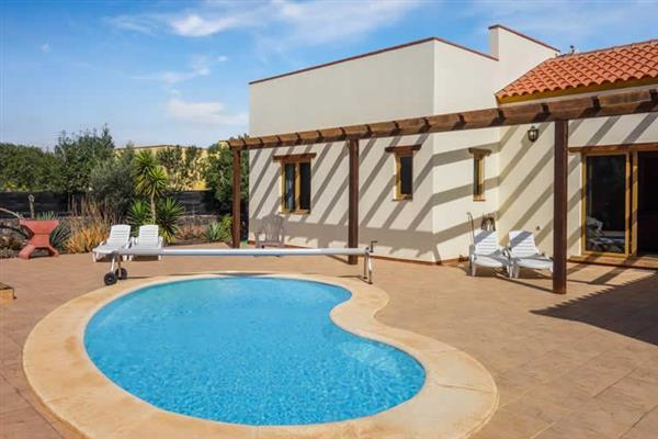 Villa Lantana in Fuerteventura