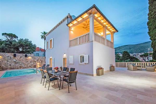 Villa Lapad Residence in Croatia