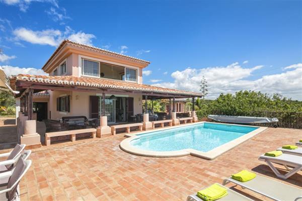 Villa Laranja in Lagoa