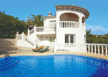 Villa Las Ampolas in Spain