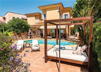 Villa Las Burras in Gran Canaria