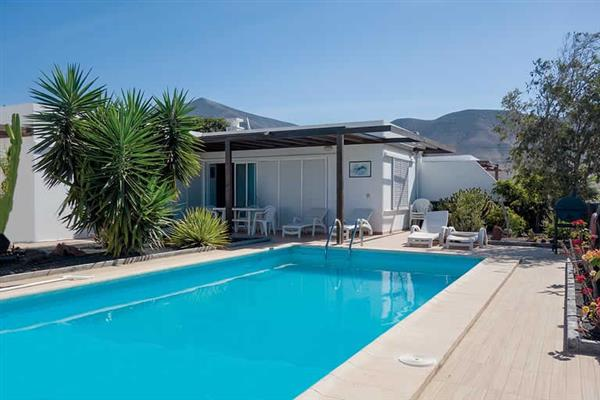 Villa Las Canas in Lanzarote