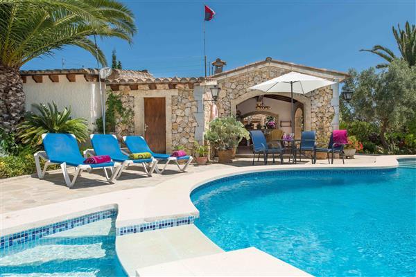 Villa Las Palmeres in Illes Balears