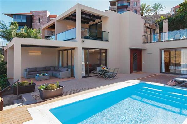 Villa Las Terrazas 14 in Gran Canaria