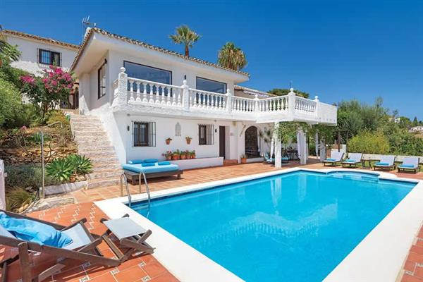 Villa Las Vistas in Spain