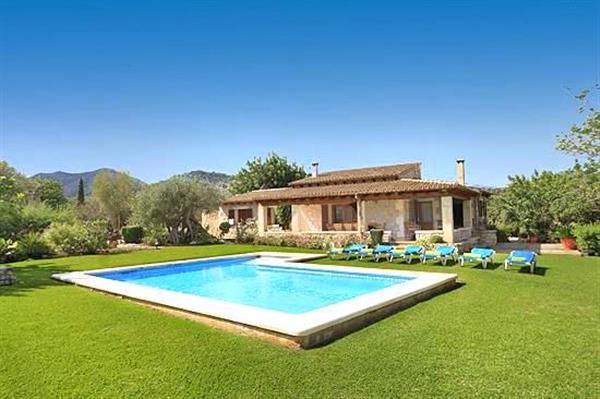Villa Lationa in Illes Balears