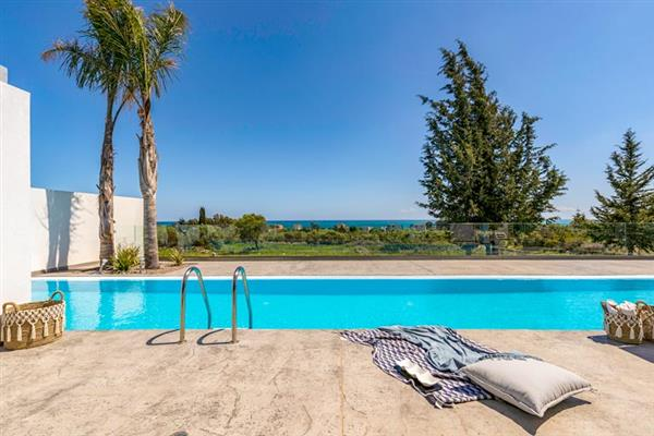 Villa Lavander in Gennadi, Rhodes