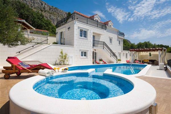 Villa Layla in Općina Omiš