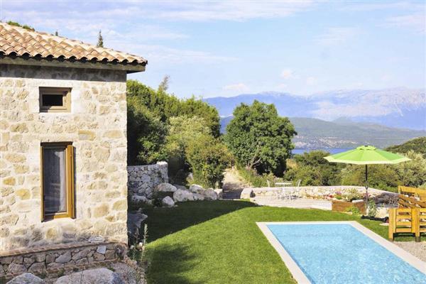Villa Lazarata in Ionian Islands