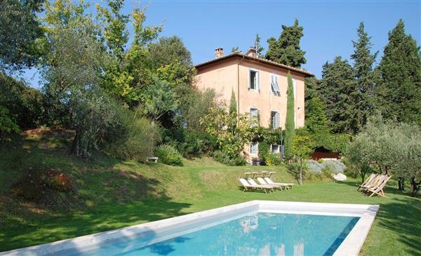 Villa Le Monache in Provincia di Lucca