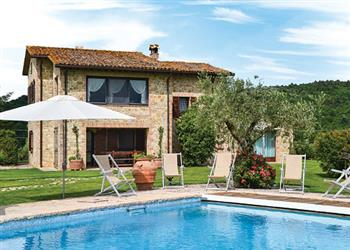 Villa Le More in Italy