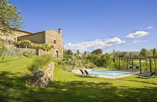 Villa Leccio in Provincia di Siena