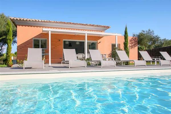 Villa Lee Lou in Corsica