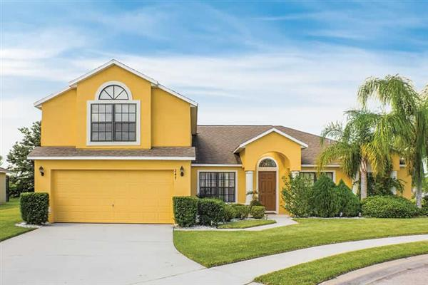 Villa Legacy Park Executive V ASV, Legacy Park, Orlando - Florida With Swimming Pool