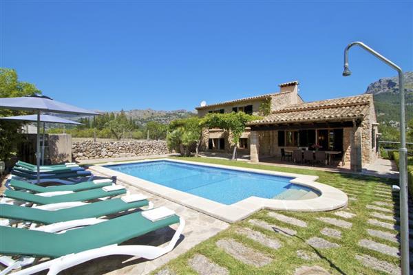 Villa Leila in Illes Balears