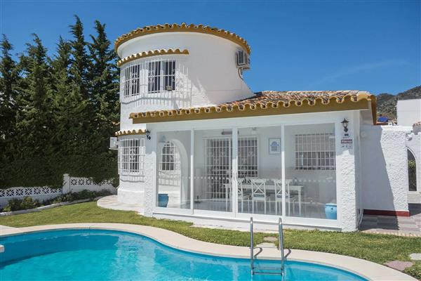 Villa Lemon Tree in Spain