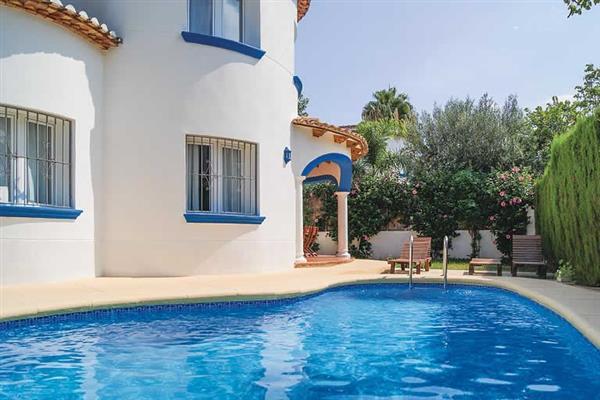 Villa Leo in Spain