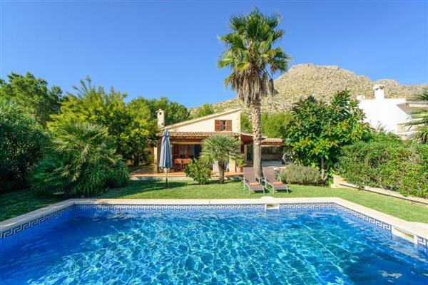 Villa Letitia in Illes Balears
