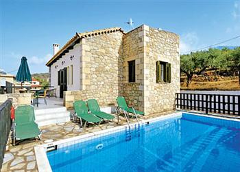 Villa Levanda in Greece