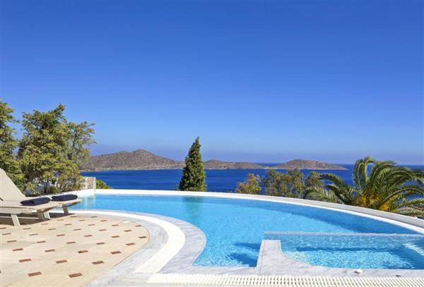 Villa Liakada in Crete