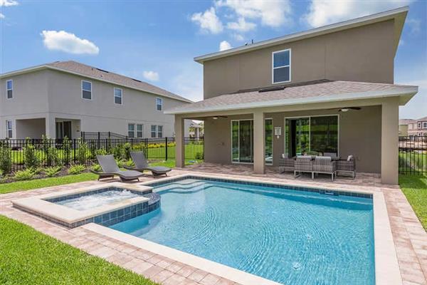 Villa Liberty, Encore, Orlando - Florida With Swimming Pool