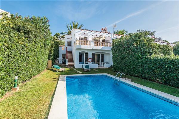 Villa Libra in Menorca