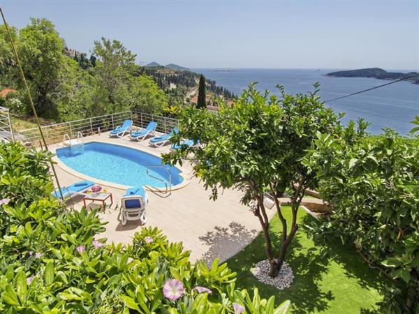 Villa Lidija in Općina Dubrovnik