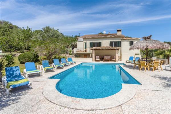 Villa Lila in Illes Balears