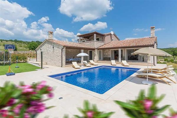 Villa Lilly in Croatia
