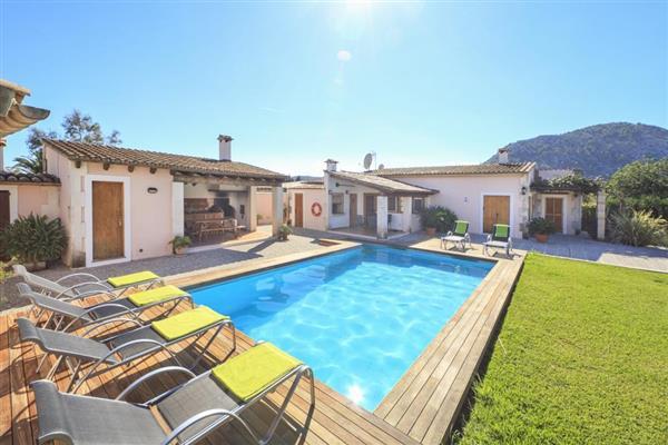 Villa Limon in Illes Balears