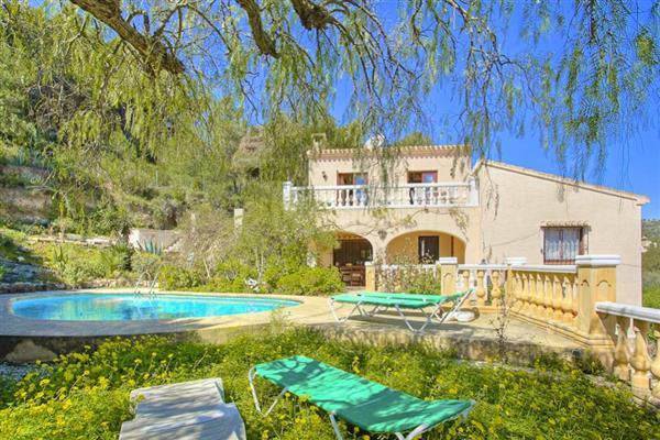 Villa Lina in Alicante
