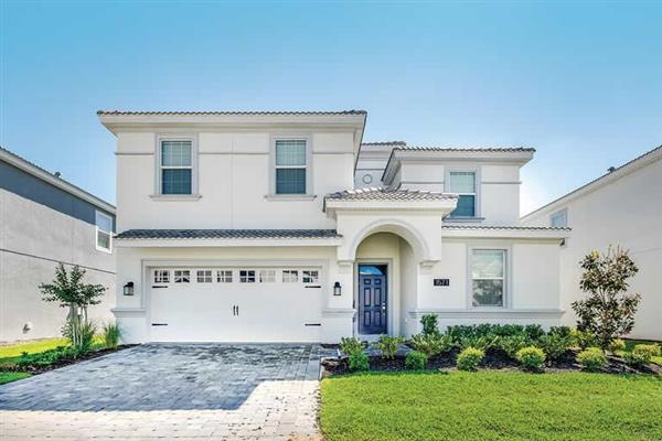 Villa Lincoln, Champions Gate, Orlando - Florida With Swimming Pool