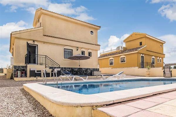 Villa Lindo in Spain