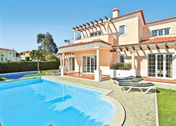 Villa Lisa in Portugal