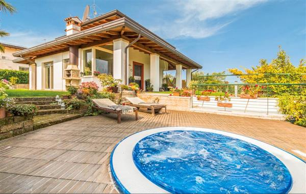 Villa Lissa in Provincia di Verona