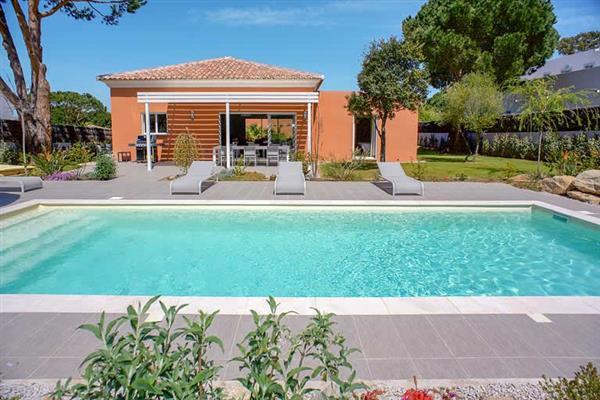 Villa Livia in Corsica
