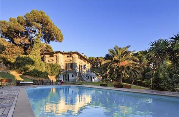 Villa Livia in Provincia di Livorno