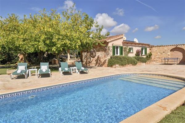 Villa Llonga in Illes Balears