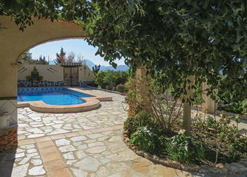 Villa Loaisa in Spain