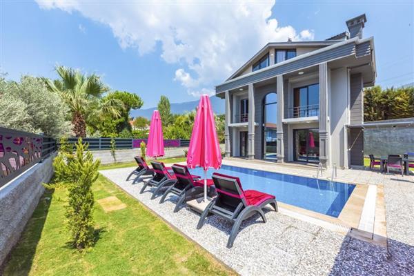 Villa Lokum in Fethiye