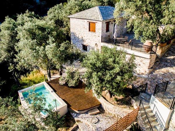 Villa Lolcus in Thessalia