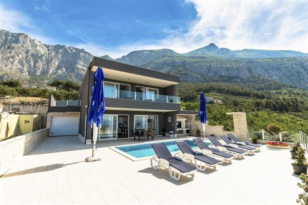 Villa Lorel in Općina Makarska
