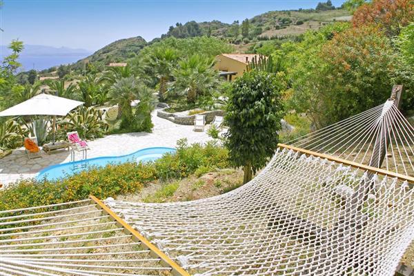 Villa Lorena in Provincia di Trapani
