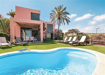 Villa Los Lagos 5 in Gran Canaria
