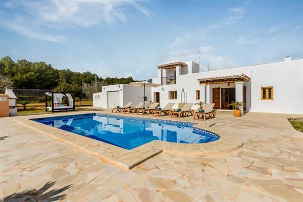 Villa Los Naranjos in Ibiza