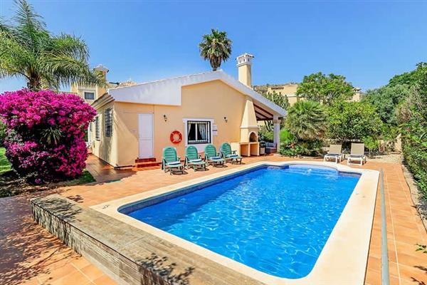 Villa Los Naranjos Corazon in Spain