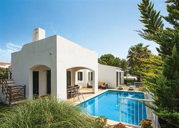 Villa Los Remos in Menorca