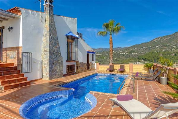 Villa Los Tres Soles in Spain