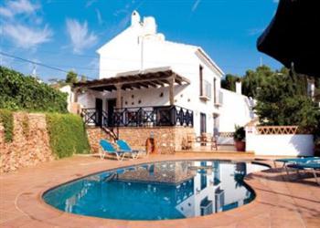 Villa Lotea from Thomson Holidays. Villa Lotea is in Frigiliana ...